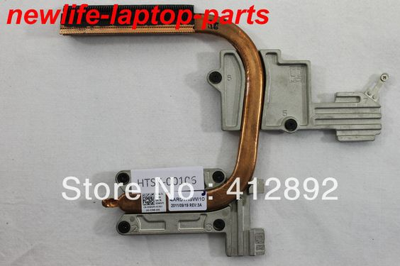 (Buy here: http://appdeal.ru/33iq ) original V3450 CPU Heatsink 0WGP5 00WGP5 4AR01HSWI10 test good free shipping for just US $38.00