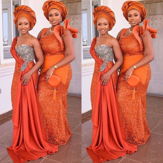 Fabulous Asoebi Styles For Wedding Guest Lace Fashion Latest African Fashion Dresses African Fashion Dresses