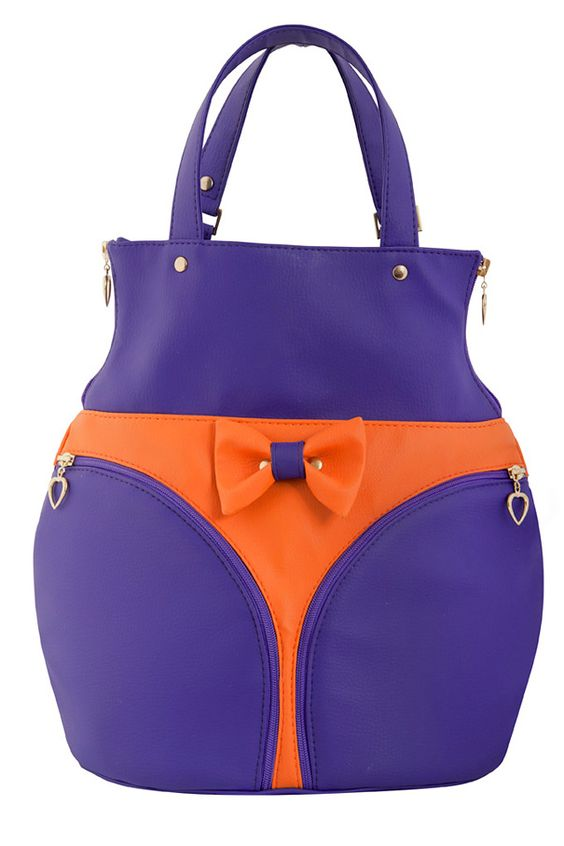 Popka Bags by Ella Abushkevich                      by linen purple bag фиолетовая сумка