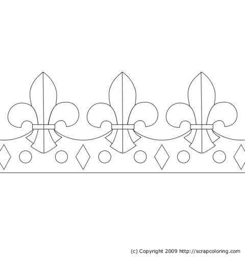 King Crown Template | Kingdom Rock VBS | Pinterest | Kings crown ...