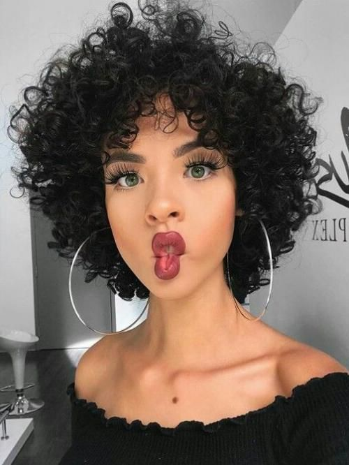 12 Inches Full Lace India Human Hair Short Curly Wig Human Hair Wigs Babalahair Short Curly Wigs Curly Hair Styles Short Curly Hairstyles For Women