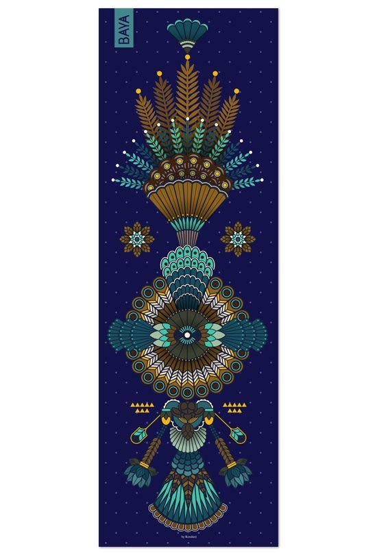 tapis caoutchouc tapis yoga