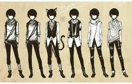 Boy Outfits Manga Clothes Anime Guys Shirtless Anime Drawings