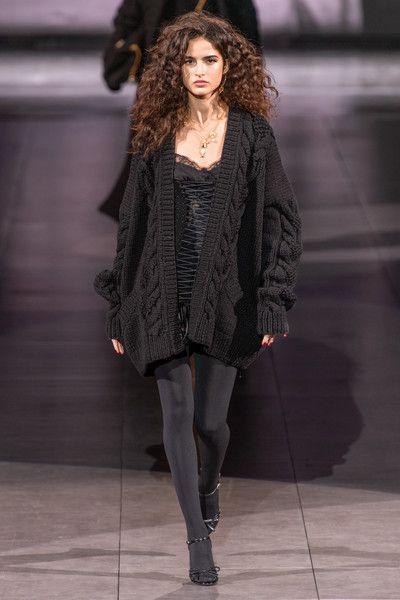 Dolce & Gabbana at Milan Fashion Week Fall 2020 - Runway Photos