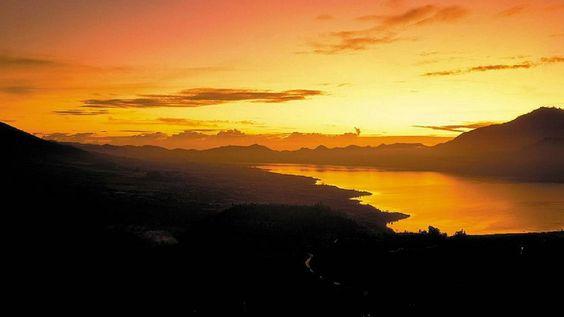Mount Batur Trek at Bali #honeymoon