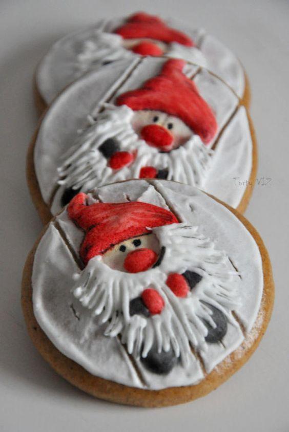 Winter gingerbread - Cake by CakesVIZ