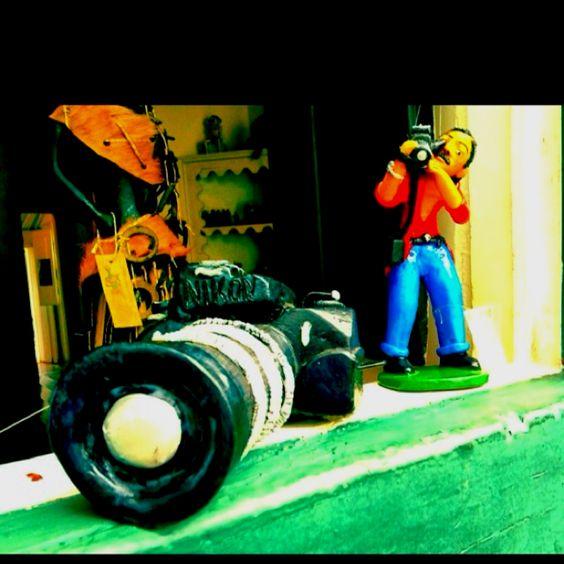 Nikon artesanal in #fotoempauta2012 #tiradentes