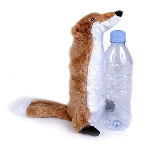 Bottle Buddies Are Fuzzy Toys That You Stuff With An Empty Water
