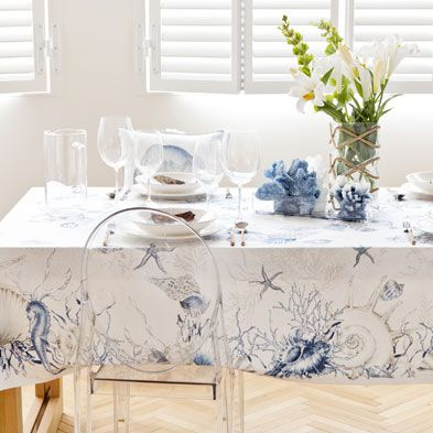 Tablecloths napkins tableware zara home t rkiye for Table zara home