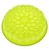 Girasol en forma de torta del silicón – USD $ 4.99