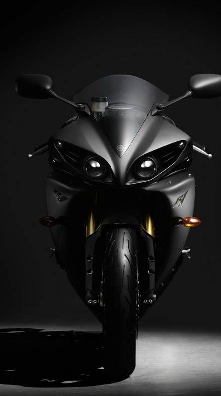 Yamaha Yz Fr1 Motorcycle Wallpaper Moto Wallpapers Bike Pic Black motorcycle wallpaper hd