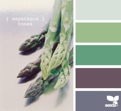 asparagus tones