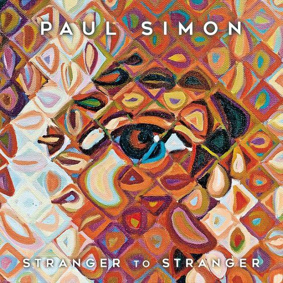 PAUL SIMON, Stranger to stranger