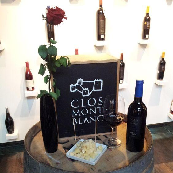 Maridaje Perfecto en Barcelona.    http://www.onfan.com/es/especialidades/barcelona/clos-montblanc-espai-bcn/maridaje-perfecto?utm_source=pinterest&utm_medium=web&utm_campaign=referal