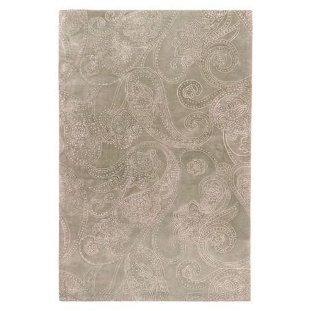 I pinned this Paisley Rug in Bronze from the Candice Olson event at Joss and Main!
