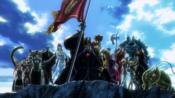 Blu-Ray Box set/Anime Review - Overlord - Mithical Entertainment ...