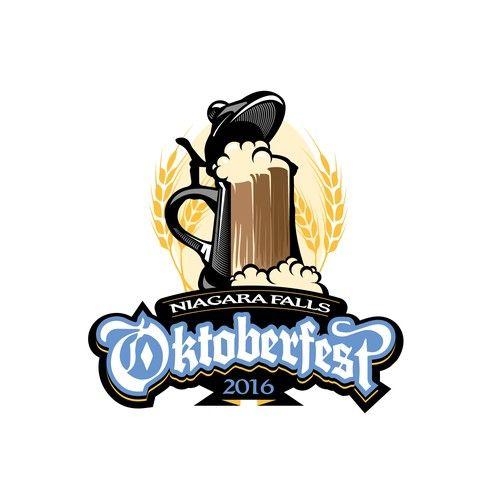 Niagara Falls Oktoberfest Niagara Falls Okotberfest We Re A Two Day Event Celebrating Okotberfest People Will Come To With Images Modern Logo Logo Design Famous Logos