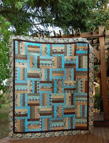 Another ORB Quilt | To be given as a wedding gift next weeke… | Flickr