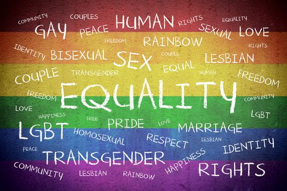 June is National LGBT Pride Month! Love is love and everyone deserves equality.