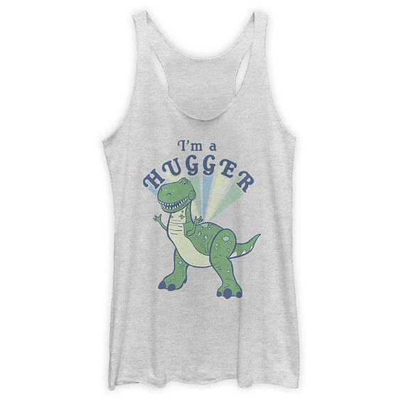 Rex Racerback Tank Top for Women - Toy Story