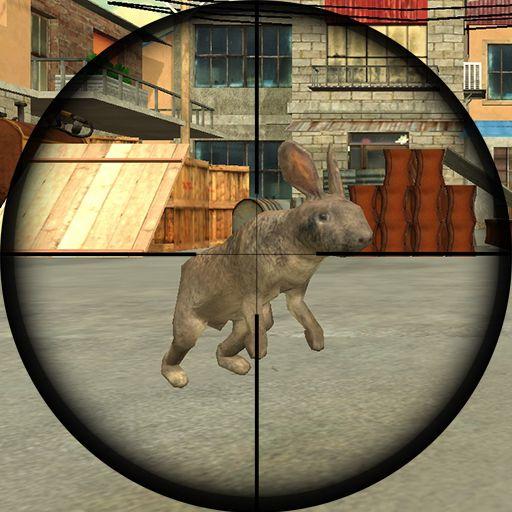 لعبة صيد الأرانب Rabbit Shooting لعبة جديدة من العاب تصويب الرائعة