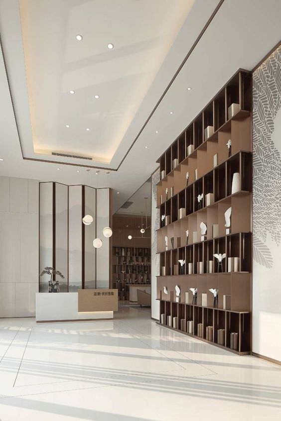 The 12 Fastest Growing Trends In Hotel Interior Design Of 2019 Lobby Design Lobby Interior Design Hotel Interior Lobby