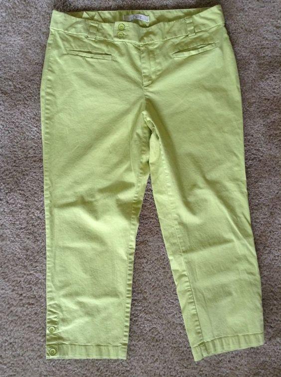 Woman clothing, Capri and Capri pants on Pinterest