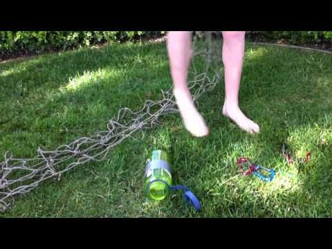 Paracord hammocks and diy and crafts on pinterest for Diy hammock straps paracord