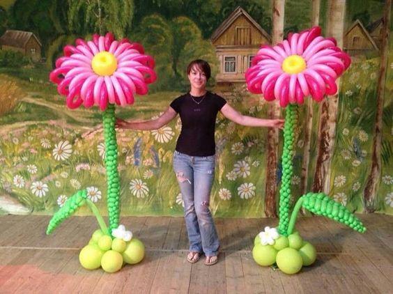 Flower Twist Balloon