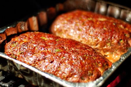 Barbecued Meatloaf Redux