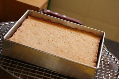 La Cucinetta bolo de limao simples