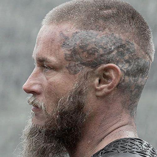 Ragnar Lothbrok Frisur Ragnar Sakal Ve Sac Vikingler Erkek Sac Modelleri