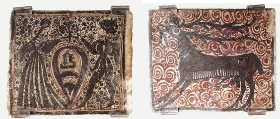 socarrats cerámica paterna sXV