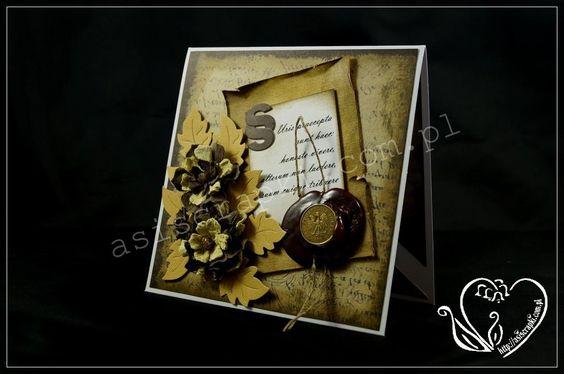 Kartka dla notariusza #asiscrapki