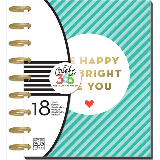 Create 365™ The Happy Planner™ 2016-17, Happy Bright You