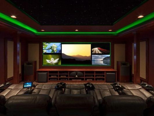 27 Awesome Movie Room Ideas Cool Cinema Theatre Decor In House Video Game Room Gamer Room Video Game Rooms
