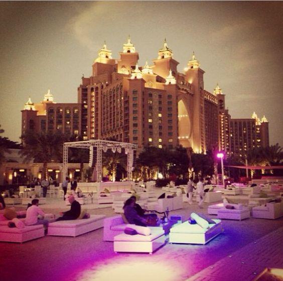 Nasimi Beach Atlantis Hotel, The Palm, Dubai