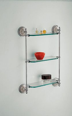 Bathroom #toilet wc wall glass cabinet accessories italian #classic #design,  View more on the LINK: http://www.zeppy.io/product/gb/2/221705328746/