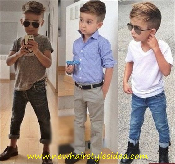 Pleasing Boy Haircuts Hairstyles For Toddlers And Toddler Boys On Pinterest Hairstyle Inspiration Daily Dogsangcom