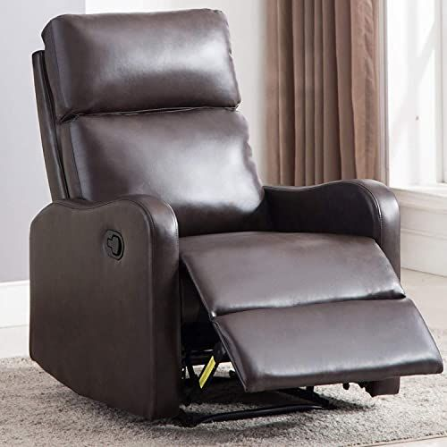 New Anj Chair Contemporary Leather Recliner Chair Modern Living