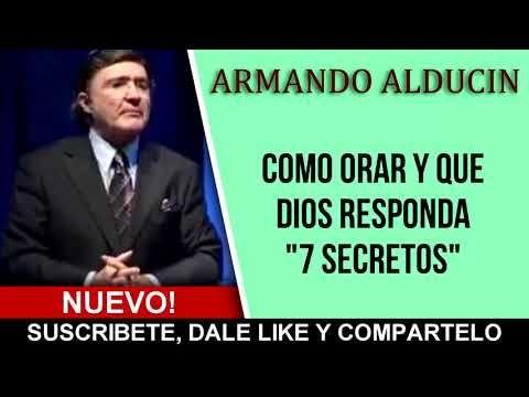 El Espíritu Nos Ayuda A Orar Armando Alducin 2019