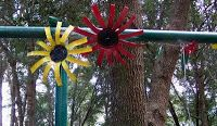 DIY - How to make tin can garden flowers.
