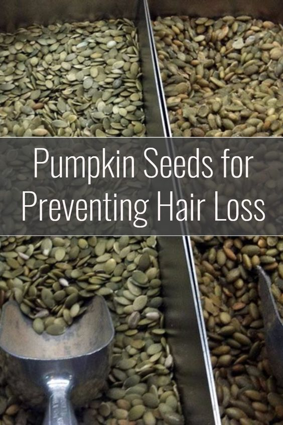 Raw pumpkin seeds are a high protein and mineral rich food that have some specific benefits for hair loss prevention and protecting men against prostate problems.  Here's just what makes pumpkin seeds so good for both maintaining your hair and improving  your prostate health if you are a man.