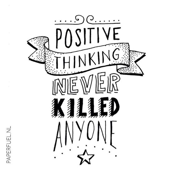 Sending you all some positive vibes! :-) #lettering #handlettering #paperfuel: