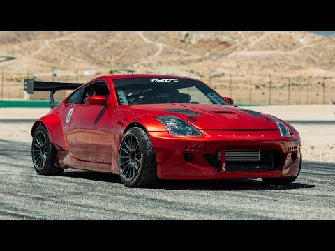 Building A Nissan 350z In 10 Minutes Em 2020 Carros Auto