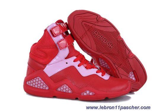 Les Chaussures Des Femmes Reebok CL Chi-Kaze Rouge En Ligne