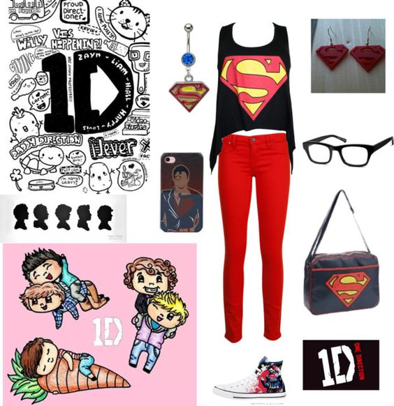 """I LOVE LOUIS!!!!!!!!!!!3"" by elisabethsoyer ❤ liked on Polyvore"