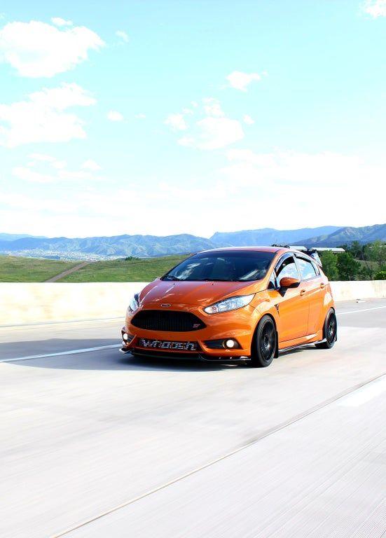Orange Spice Fiestast In 2020 Ford Fiesta St Orange Spice Fiesta St