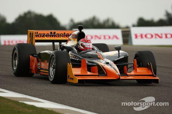 Simon Pagenaud, de jeune rookie à prétendant au titre IndyCar