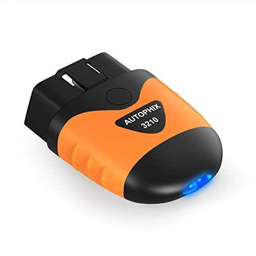 Fault Code Reader AUTOPHIX 3210 Bluetooth OBD2 Enhanced Car Diagnostic Scanner